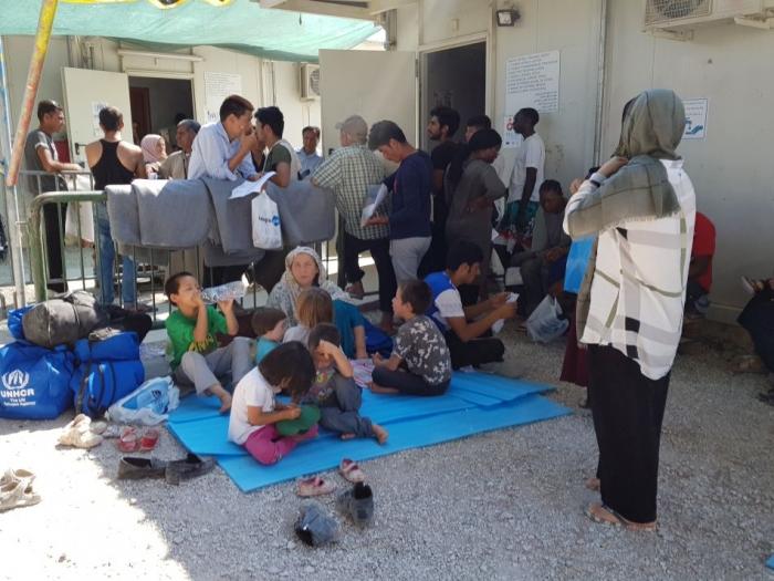 «Απόπειρες αυτοκτονίας από παιδιά στο Κέντρο της Μόριας»