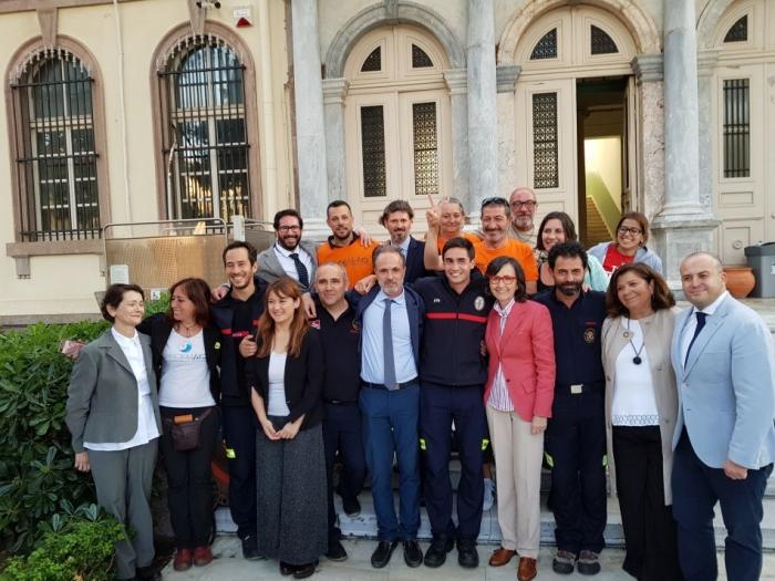 Αθώοι και οι πέντε Ευρωπαίοι εθελοντές