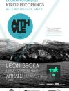 NTROP RECORDINGS NIGHT W/ LEON SEGKA & AITHALE