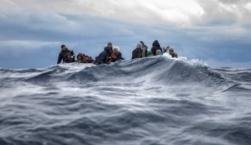 Διεσώθησαν 32 εκ των 34 μεταναστών στο σημερινό ναυάγιο