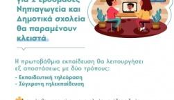 Το Πρόγραμμα της εκπαιδευτικής Τηλεόρασης για την τηλεκπαίδευση των μαθητών Δημοτικού