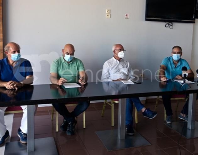 Κάλεσμα του Ιατρικού Συλλόγου Λέσβου για εμβολιασμό [Vid]