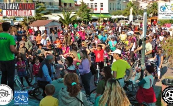 Πρωτεργάτης ο Ποδηλατικός Σύλλογος Λέσβου στην ίδρυση της Ομοσπονδίας