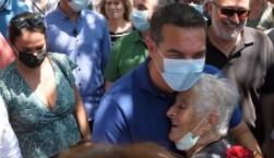 Τσίπρας από Λέσβο: «Η κλεψύδρα για την κυβέρνηση έχει γυρίσει» [Vid]