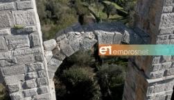 90.000 ευρώ για τις πρώτες εργασίες στο Ρωμαϊκό Υδραγωγείο