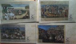 Όταν η ιστορική γνώση συναντά το εκπαιδευτικό παιχνίδι: από τον καμβά στη συναρμολόγηση των ζωγραφιών του Θεόφιλου