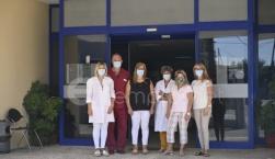 Ένα μαργαριτάρι παροχής υπηρεσιών υγείας στο κέντρο της Λέσβου [Vid]