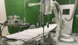 Πραγματοποιήθηκαν οι πρώτες στεφανιογραφίες και αγγειοπλαστική στο Νοσοκομείο Μυτιλήνης