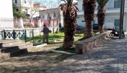 «Καθαρίζει» για τον Δήμο η Αλεξανδρή