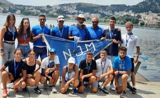 Εξαιρετική η εμφάνιση του ΝΟΜ στους 87ους Πανελλήνιους Αγώνες Κωπηλασίας