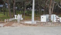 Αντίδραση για αντιαισθητικές κατασκευές πλησίον του Μνημείου Ιστορικής Μνήμης στα Τσαμάκια