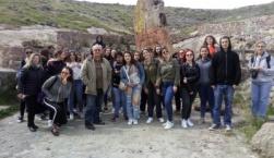 Σχολεία από όλη την Ελλάδα παρουσιάζουν το Γεωπάρκο Λέσβου