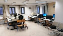 Δωρεά 12 υπολογιστών και 3 πύργων στο 6ο Γυμνάσιο Μυτιλήνης