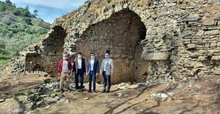 Σπουδαία αρχαιολογική ανακάλυψη στο Νάζιλι (Μασταύρα)