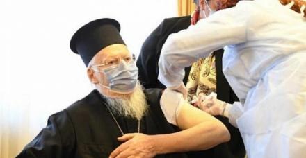 Εμβόλιο, δεν «μάσησε» τα λόγια του ο Πατριάρχης