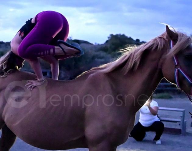 Ενσυνειδητότητα με άλογα και όχι μόνο…[Vid]