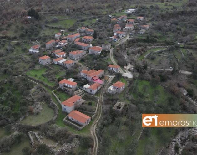 Τζίθρα, το χωριό των τριών κατοίκων [Vid]