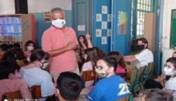 «Οικολογικό  -Ενεργειακό αποτύπωμα» στο 4ο Δημοτικό Σχολείο Μυτιλήνης