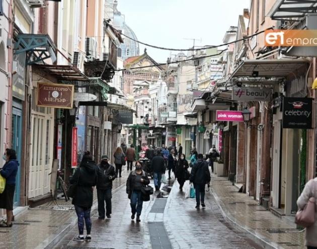 Άνοιξε η αγορά της Μυτιλήνης [Vid]